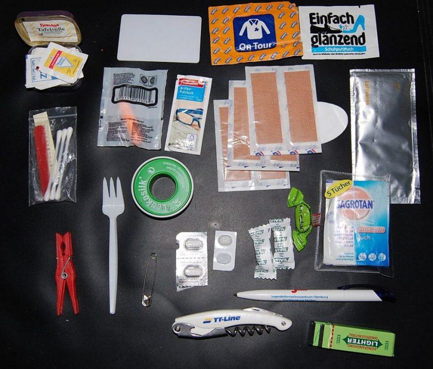 Notfallpack