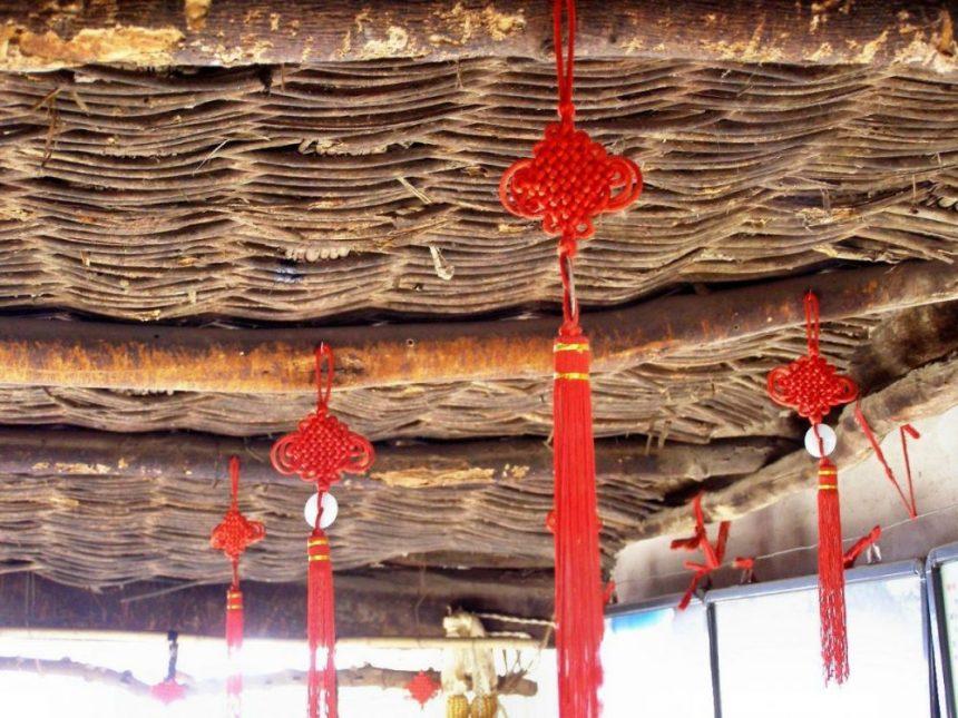 Der endlose Knoten - ein Glücksbringer in China