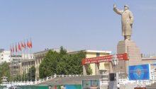 Mao Statue Kashgar