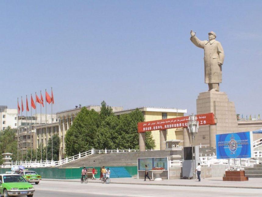 Mao Statue 2007