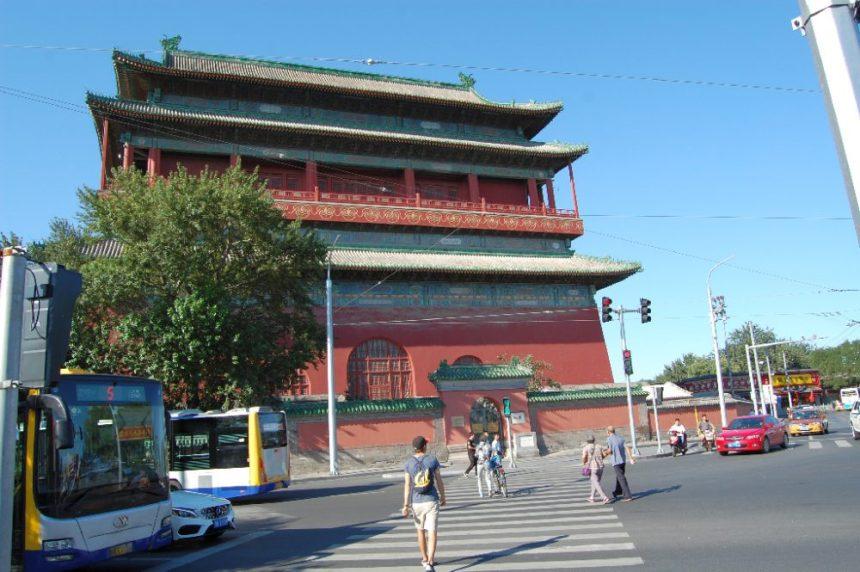 Trommelturm in Peking