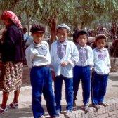 Bevölkerung China Uiguren