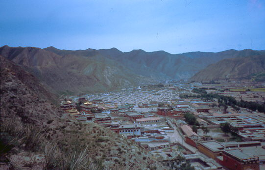 Xiahe Überblick