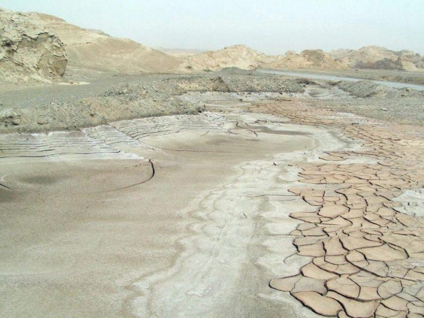 Taklamakan-Wüste 2007