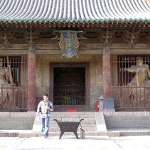 Shuanglin Tempel - Halle der Himmelskönige