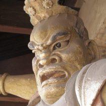Shuanglin Tempel - Himmelskönig