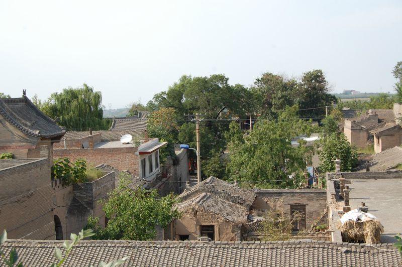 Dorf im Grünen bei Pingyao