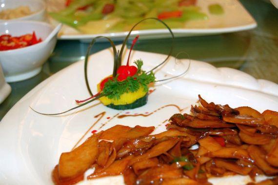 Chinesisch Essen in Shanxi