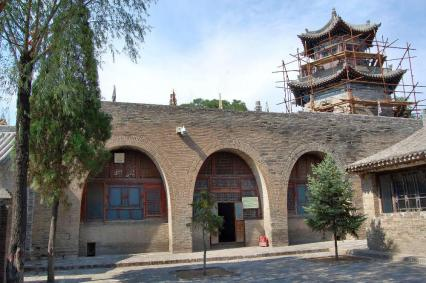 Stadtmauer Zhang Bi