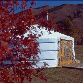 Mongolei Jurte