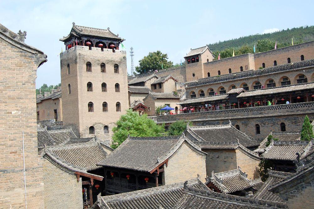 Huangcheng Xiangfu - eine Burg in China