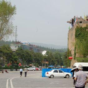 Huangcheng Xiangfu Parkplatz