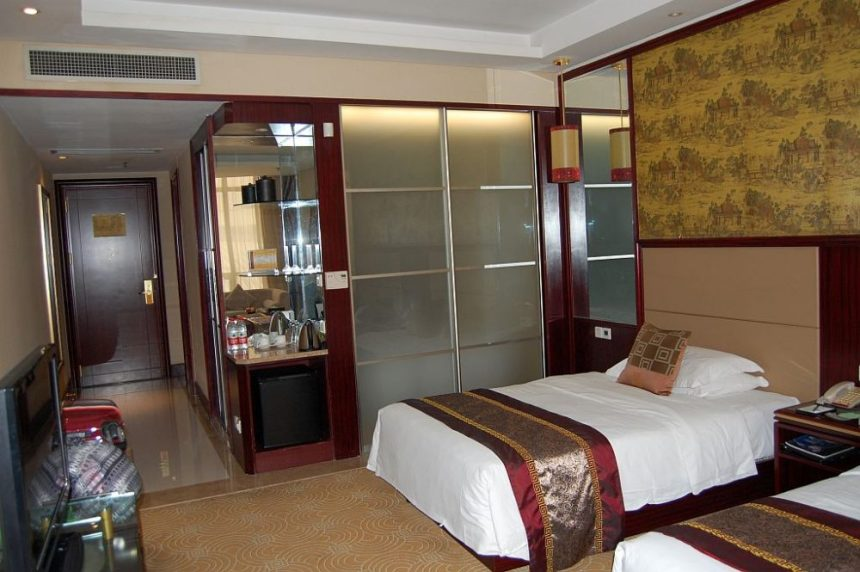 Hotelzimmer in China Hotels in China