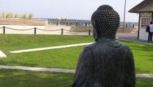 Buddha in Timmendorfer Strand