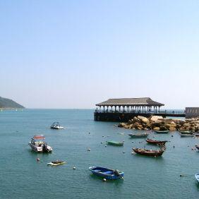 Stanley Aussicht aufs Meer 2009