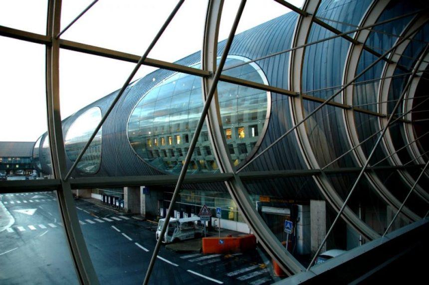 Flughafen Charles des Gaulles