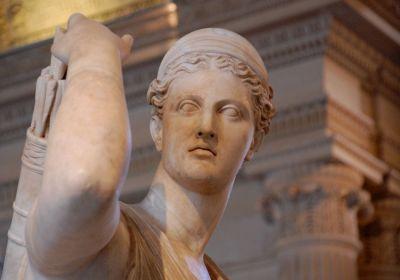 Louvre Amazone