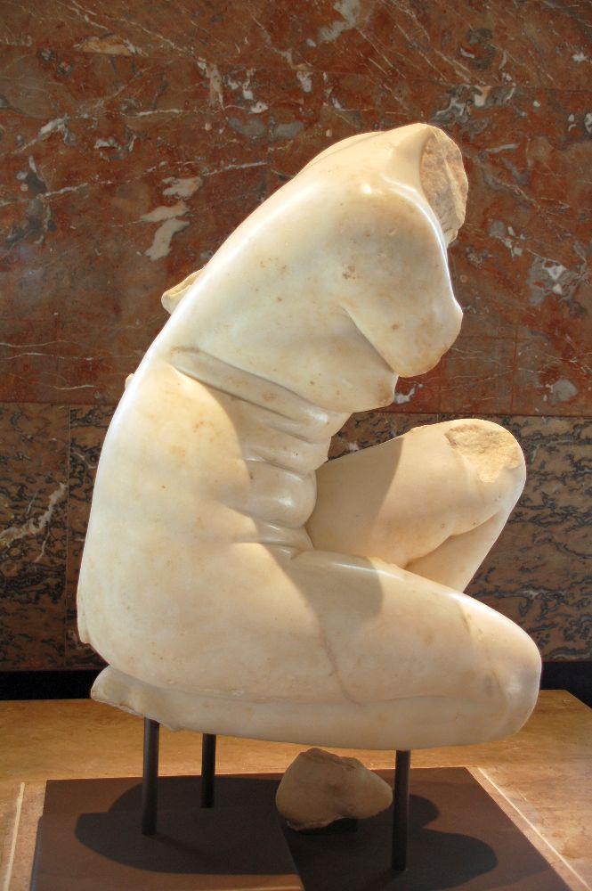 Kauernde Aphrodite