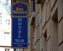 Best Western Star Champs Elysee