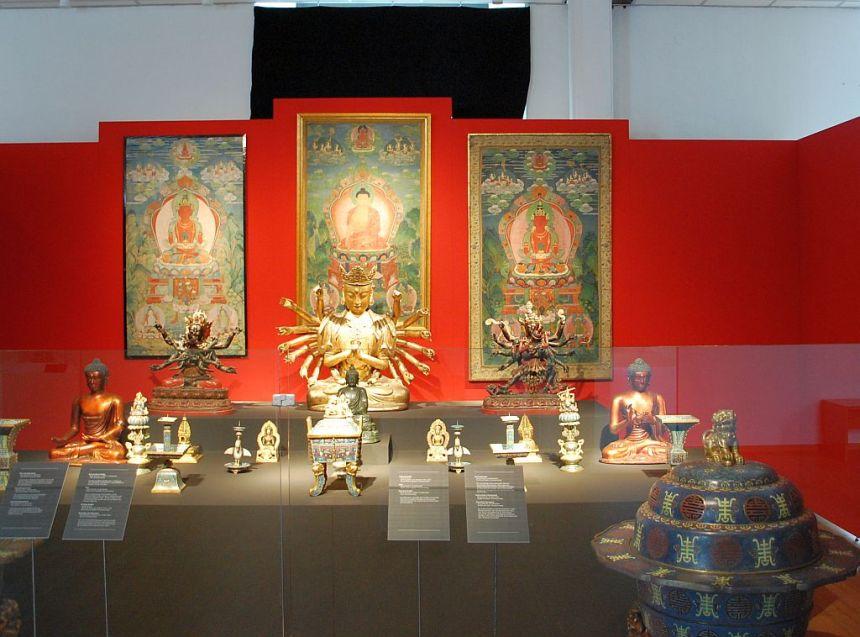 Schätze für den Kaiser: Altarraum
