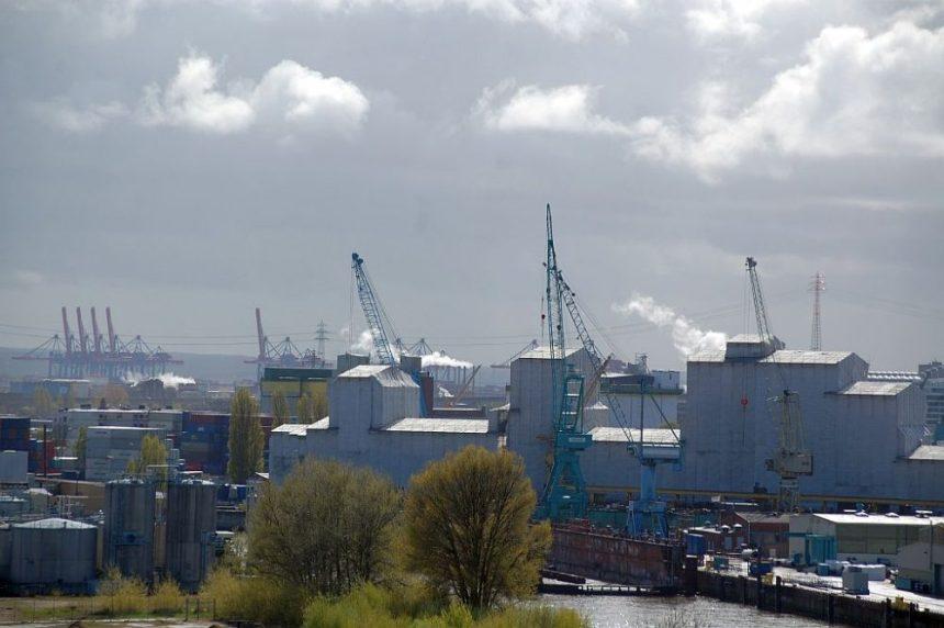 Elbphilharmonie - Aussicht auf den Hafen