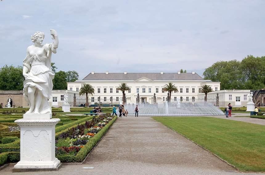 Gro0er Garten und Schloss