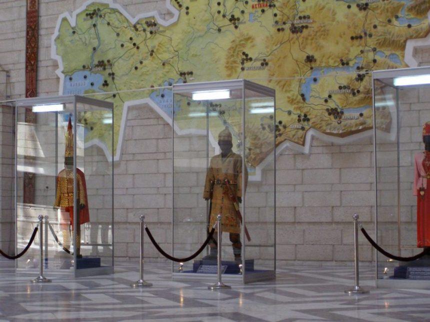 Almaty: Das Staatliche Zentralmuseum von Kasachstan