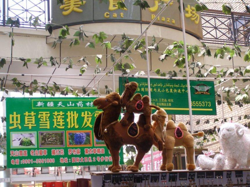 Urumqi Bazar