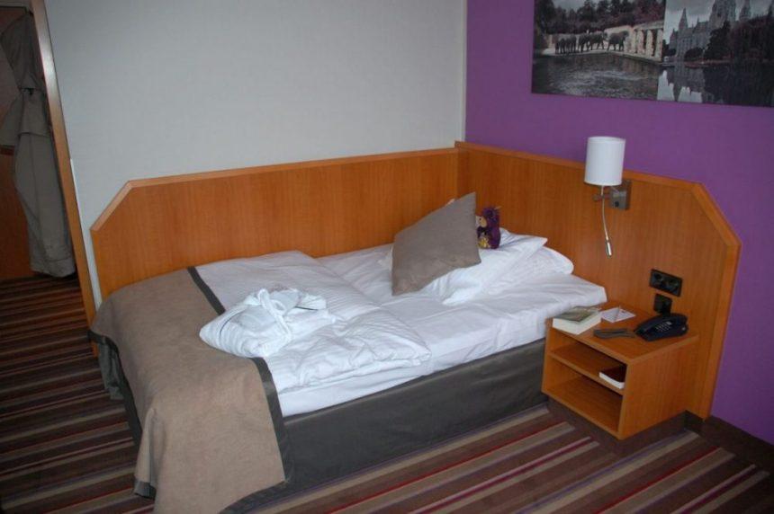 Mein Zimmer im Hotel