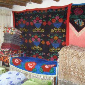 Schlafzimmer in Sary Tash
