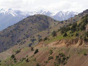Über den Kamchik Pass