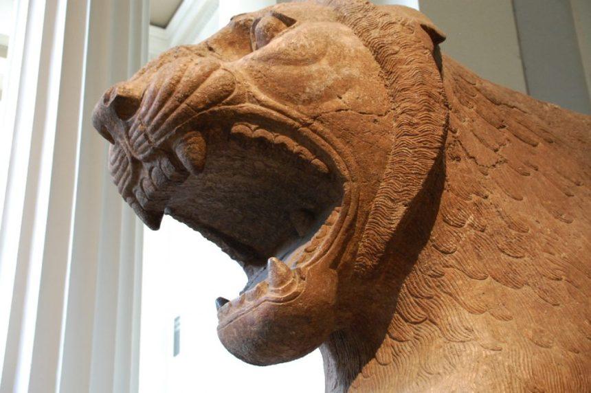 Assyrischer Löwe