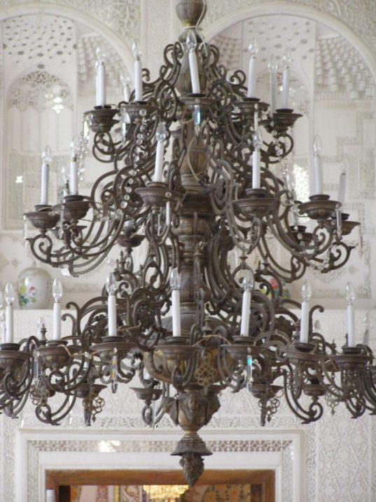 Kronleuchter im Emir Palast