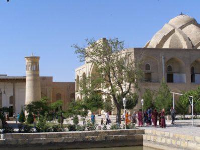Mausoleum des Nashbandi