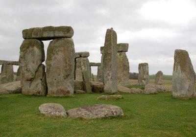 Stonehenge von nahem