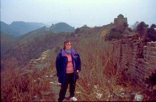 Mutianyu Ulrike 1991