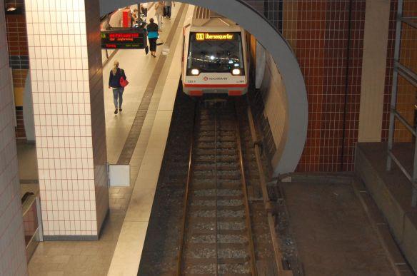 U-Bahn Hamburg Hauptbahnhof Nord