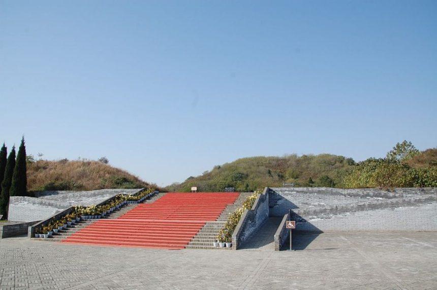 Han Yang Ling - Grabhügel