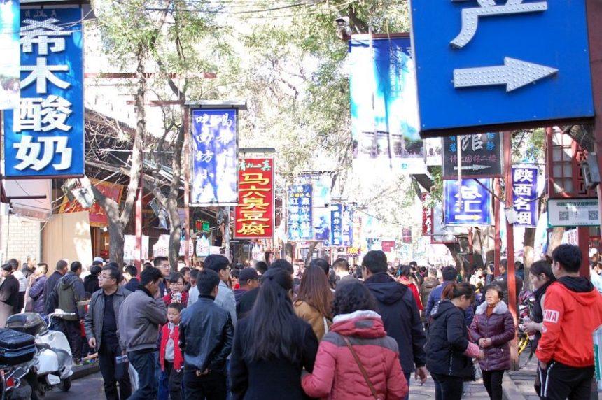 Xi'an Muslim Viertel