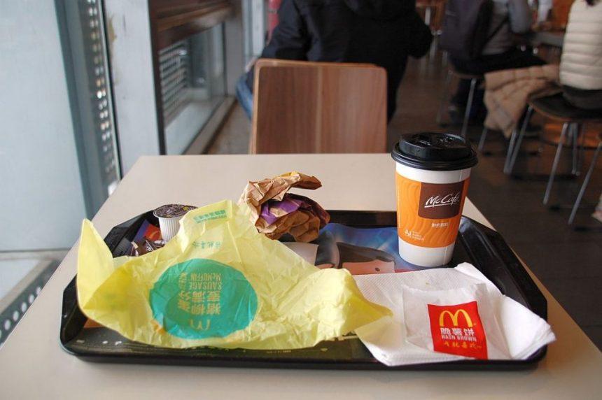 Nachhaltigkeit auf Reisen: Kein Fastfood!