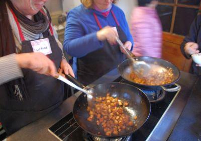 Chinesische Nudeln kochen lernen