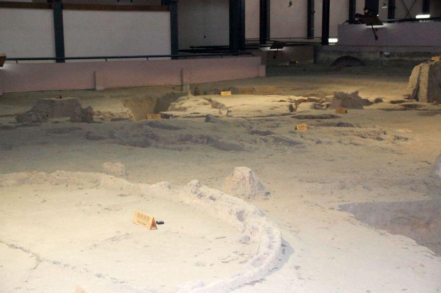 Steinzeitdorf Banpo, die Ausgrabung
