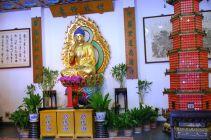 Zhenru Tempel Buddha