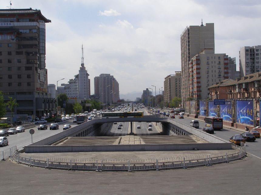 Peking Hauptstadt Chinas