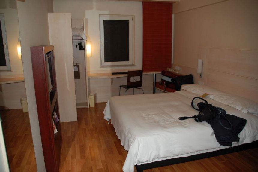 Ibis Hotel Anyang - das Zimmer