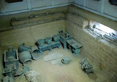 Grab der Fuhao