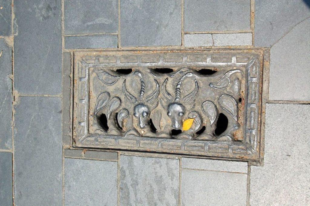 Qintai Street Detail