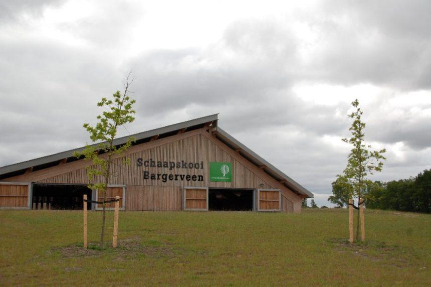 Bargerveen Schafstall