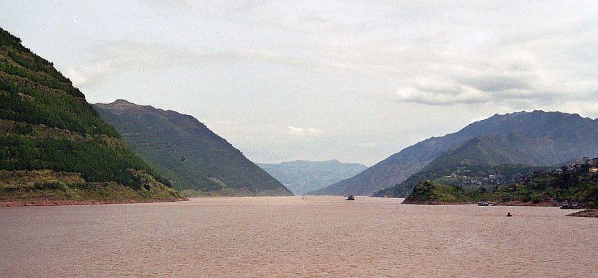 Yangtze Fluss