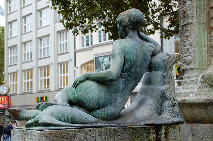 3 Stunden Hamburg Brunnen